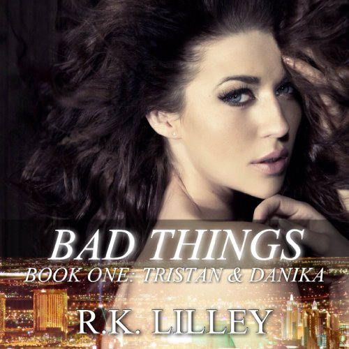 Bad Things audiobook cover art