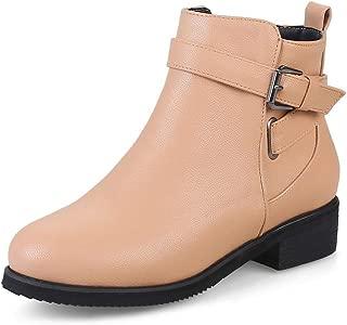 BalaMasa Womens ABS13975 Pu Boots