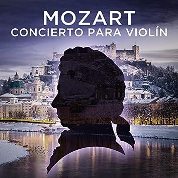 Concierto para Violín Mozart