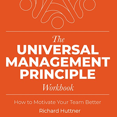 The Universal Management Principle Workbook audiobook cover art