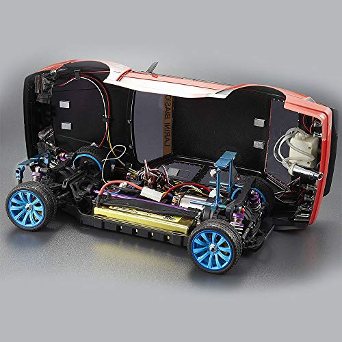 Goolsky Killerbody Karosseriehalter vorne und hinten Stealth CNC für 1/10 Traxxas Axial HSP HPI RC Touring Drifting Car