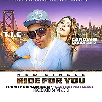 Ride for You (feat. Carolyn Rodriguez)