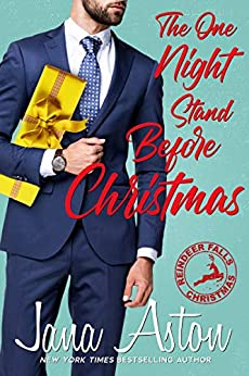 The One Night Stand Before Christmas (Reindeer Falls Book 3) by [Jana Aston]