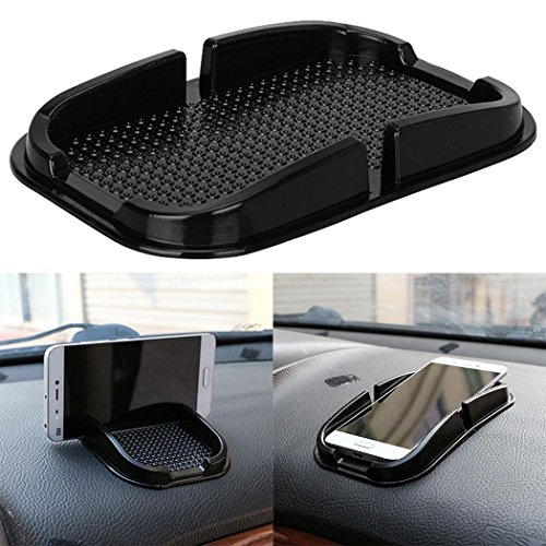 Dongtu Car Dashboard Sticky Pad Auto Cell Phone Holder Anti Skid Adhesive Sticky Mat Stands