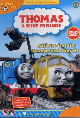 Thomas und seine Freunde (Folge 11) - Schienen frei für Dampf und