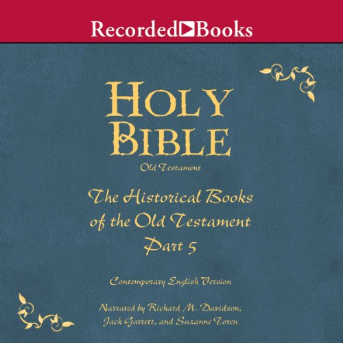 Holy Bible, Volume 5 audiobook cover art