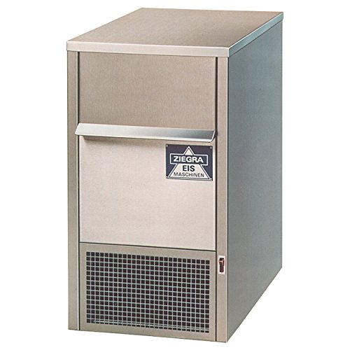 Ziegra Brucheismaschine Eismaschine ZBE 30-10