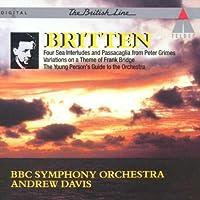 Britten;4 Sea Interludes