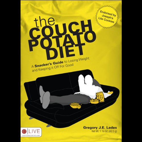 The Couch Potato Diet audiobook cover art