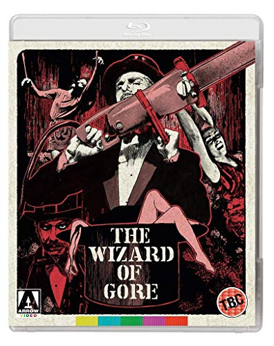 The Wizard Of Gore [Blu-ray]