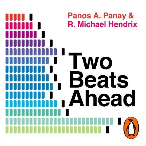 Two Beats Ahead cover art