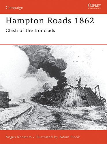 Hampton Roads 1862: Clash of the Ironclads (Campaign, Band 103)