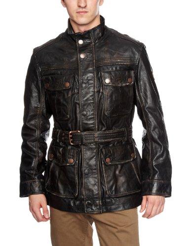 Timberland Herren Mantel Gr. XL, schwarz