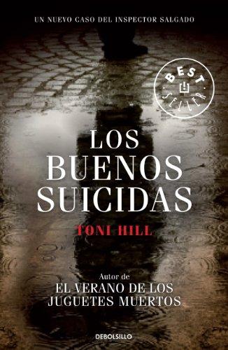 Los buenos suicidas (Inspector Salgado 2) PDF EPUB Gratis descargar completo