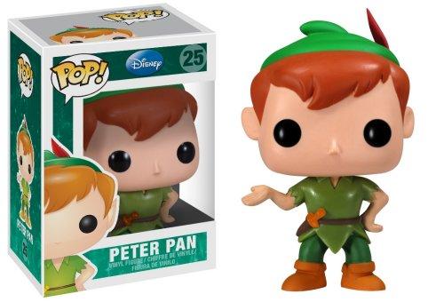Funko - Figurine Disney - Peter Pan Pop 10cm - 0830395025513