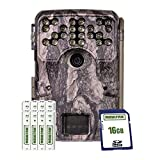 Moultrie A900i Bundle Trail Camera (2020) | Batteries | 16 MB SD Card | Compatible with Moultrie...