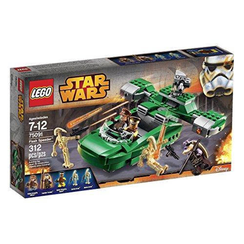 LEGO Star Wars Flash Speeder 75091 Building Kit by LEGO