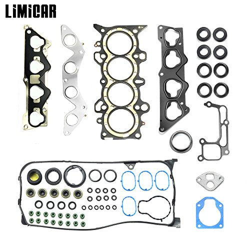 LIMICAR MLS Engine Cylinder Head Gasket Set For 2001 2002 2003 2004 2005 Civic DX LX Civic D17A1 HS26236PT-2 HS4034 HB4034