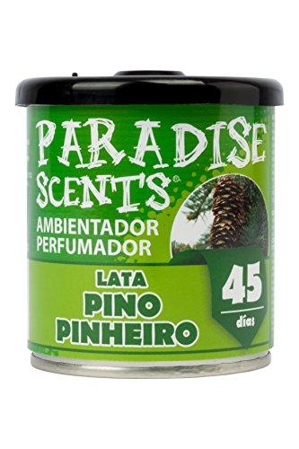 Paradise PER80122 Perfumador Lata Gel Pino 100 g