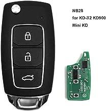 Keyecu Universal Remote NB-Series for KD900 KD900+ KD-X2, KEYDIY Remote for NB28