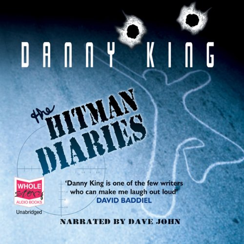 The Hitman Diaries audiobook cover art