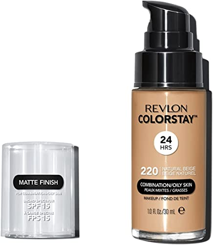 Revlon ColorStay Makeup For Combination/Oily Skin, Natural Beige, 30ml