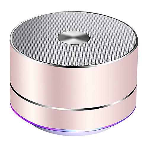 Altavoz Bluetooth para ordenador de audio, altavoz inalámbrico, altavoz inalámbrico para exteriores