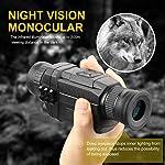 USCAMEL® Compact Pocket Monocular Telescope Astronomic Eyepiece CloseUp Focus