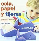 Cola, papel y tijeras