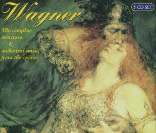 Wagner: Sämtliche Ouvertüren & Vorspiele - Orchesterstücke