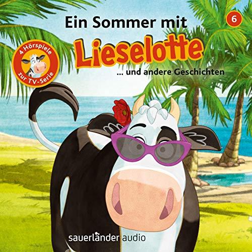 Ein Sommer mit Lieselotte cover art