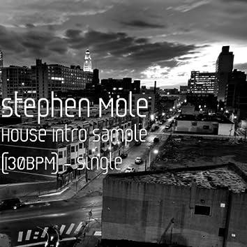 House Intro Sample (130bpm)