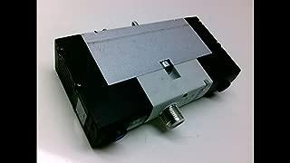 Festo Vsva-B-P53e-H-A1-1R5l Series Bn02 Solenoid Valve, 1:3-8 Bar, 24V Vsva-B-P53e-H-A1-1R5l Series Bn02