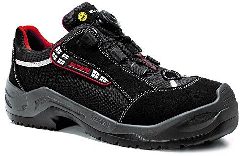 Elten 728531, Senex Boa zapatos de seguridad ESD S3, Multicolor, 43