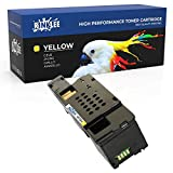 RINKLEE 593-11019 Tonerkartusche kompatibel für Dell C1765nfw C1765nf C1760nw 1250c 1350cnw 1355cn 1355cnw | hohe Reichweite 1400 Seiten | Gelb