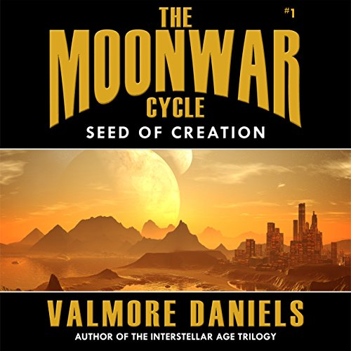 Seed of Creation audiobook cover art