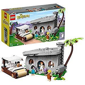 Amazon.co.jp - レゴ アイデア 原始家族フリントストーン 21316