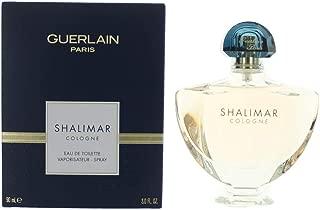 Shalimar Cologne by Guerlain Eau De Toilette Spray 3 oz Women