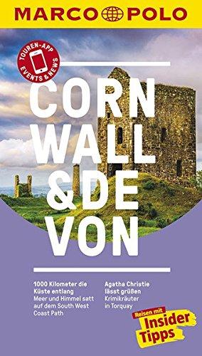 MARCO POLO Reiseführer Cornwall & Devon: Reisen mit Insider-Tipps. Inkl. kostenloser Touren-App und Event&News