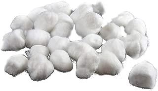 SUPVOX Cotton Wool Balls Make Up Removing Cotton Balls Nail Polish Cleansing Manicure 200g