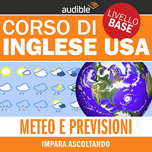 Meteo e previsioni (Impara ascoltando) copertina