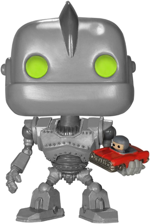 envío gratis Funko- The Iron Giant Coche Figura de de de Vinilo (6412)  mejor servicio