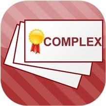 COMPLEX Flashcards