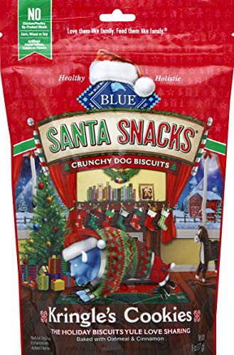 Santa Snacks Oatmeal & Cinnamon Biscuits 8oz