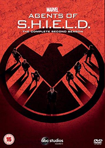 Marvel s Agents Of Shield - Season 2 (6 Dvd) [Edizione: Paesi Bassi] [Edizione: Regno Unito]
