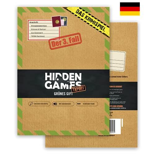 Hidden Industries GmbH -  Hidden Games Tatort
