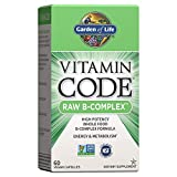 Best B Complex Supplements - Garden of Life Vitamin B Complex - Vitamin Review