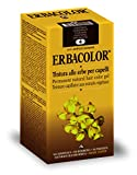 Erbacolor - Tintura alle erbe n. 8 - Biondo naturale chiaro