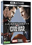 Captain America - Civil War [4K Ultra HD + Blu-ray]