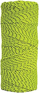 Kraft Tool BC354 Bonded Braided Nylon Line (Green & Black) – 500' Tube